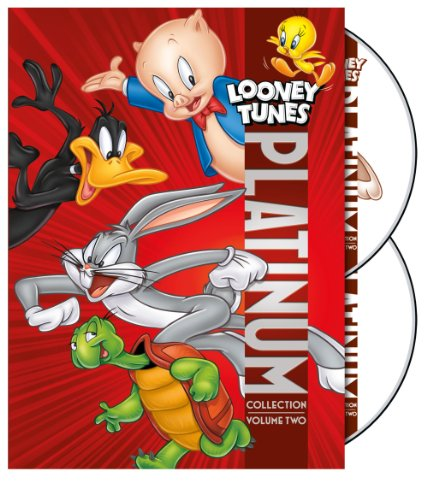 Looney Tunes: Platinum Collection, Vol. 2 (Best Of Warner Bros Cartoon Collection)
