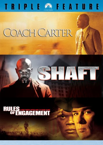 (Samuel L Jackson Ultimate Collection (Coach Carter / Shaft / Rules of Engagement))