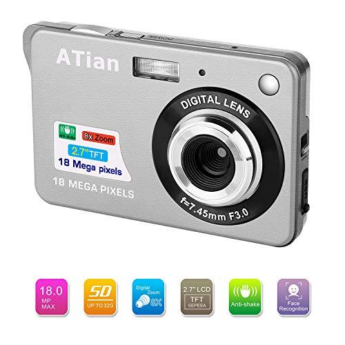 ATian 2.7 LCD HD