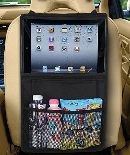 tablet holder and car organizer - 6