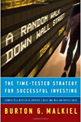 A Random Walk Down Wall Street – The Time–Tested Strategy for Successful Investing 9e Hardcover