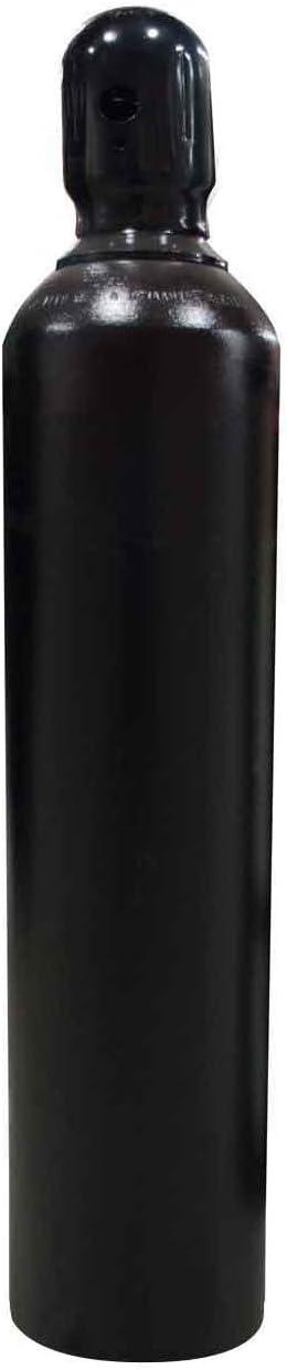 80 cu/ft 75% Argon 25% CO2 Welding Gas Cylinder Tank CGA 580 - FULL