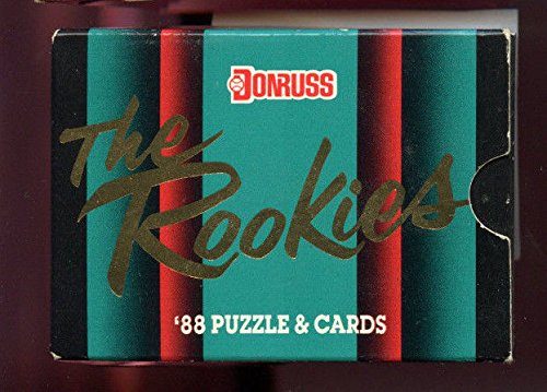 - 1988 Donruss Baseball Card The Rookies Complete Factory Box Set FACTORY SEALED