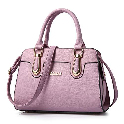 Tracolla Purple Magai Messenger Borsa color Semplice Purple Per A Donna 8q7EqrPx