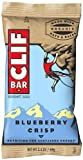 Clif Blueberry Crisp Snack Bar, 2.4 Ounce -- 192 per case.
