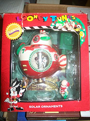Looney Tunes Solar Ornament ''Submarine'' by Looney Tunes