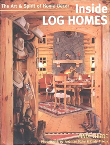 Book Inside Log Homes