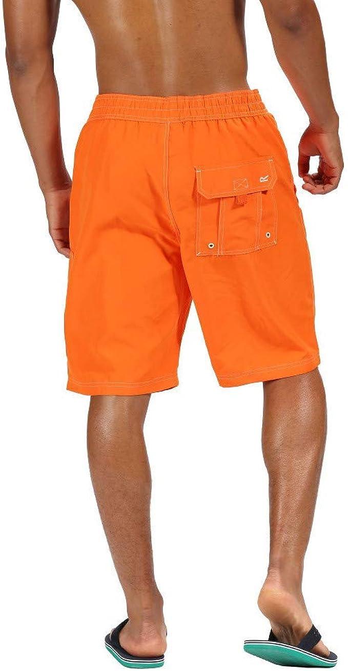 Regatta Men/'s Hotham III Swim Shorts Blue