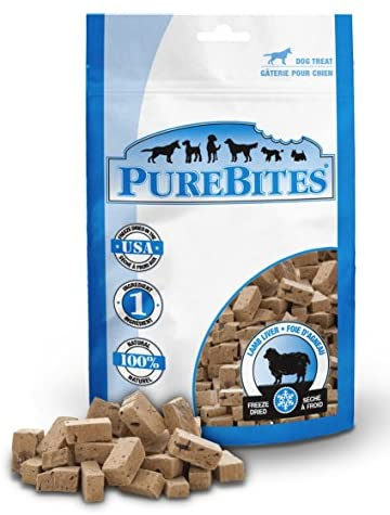 PureBites Lamb Freeze-Dried Treats for Dogs – The Super Cheap