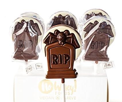 No Whey Chocolate Rip pop - sin gluten, sin leche, sin frutos secos sin: Amazon.es: Alimentación y bebidas