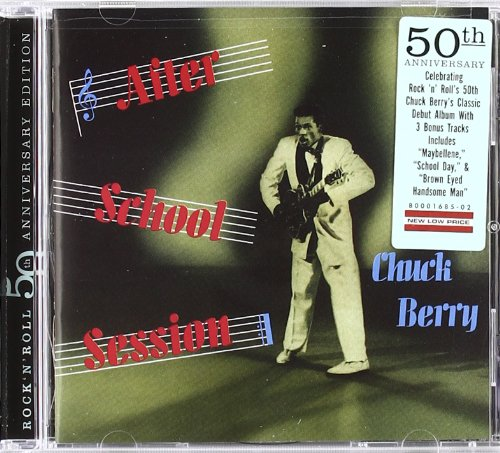 Chuck Berry: After School Sessions (Audio CD)