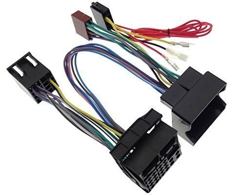 Parrot THB adaptador FIAT SCUDO Qubo Ulysse Bluetooth Quadlock ISO Cable Conector adaptershop 844