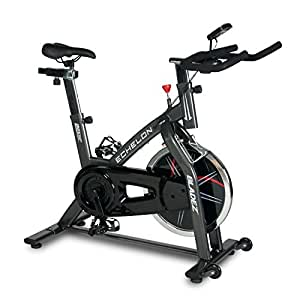 Bladez Fitness Echelon GS Indoor Cycle, 48.8 x 19.8 x 43.3-Inch