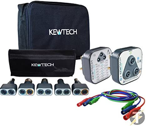 - Lightmate Kit//Tester Adaptor Kit For Loop Impedance and R1 /& R2 Testing Of Lighting Circuits Lightmate Kit, Kewcheck 103 Socket Tester, R2 Socket Test Adaptor, Blue//Red//Green Test Leads /& TK1 Case Kewtech Combo KIT52 Test Kit - Includes LIGHTMATESBC,