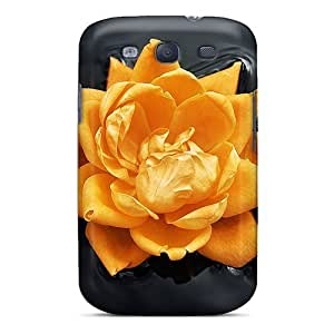 New Premium EmNpbph4565pnUST Case Cover For Galaxy S3/ Flower Protective Case Cover