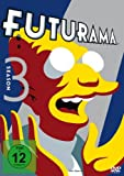 Futurama Season 3 [4 DVDs]