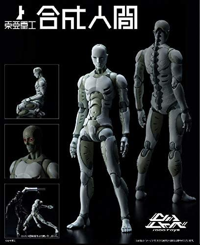 1//6 Scale 1000toys TOA Heavy Industries Synthetic Human Action Figure Model Toy