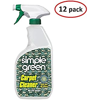 Simple Green 22 oz. Carpet Cleaner, 12 Pack