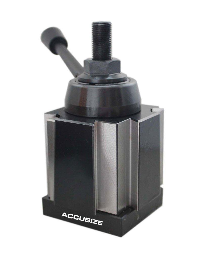AccusizeTools - 10-15'' Wedge Type Quick Change Tool Post 6 Pcs/Set for #200 BXA, #0251-0222