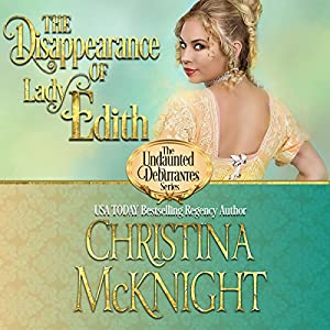 The Disappearance of Lady Edith Audiobook