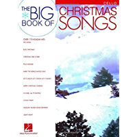 Big Book of Christmas Songs for Cello book cover