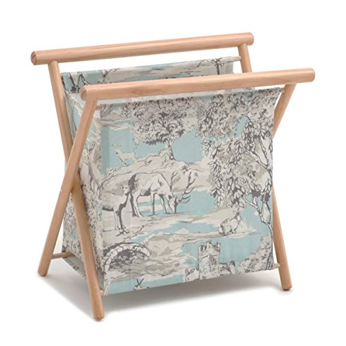 Hobby Gift 'Manor Toile' Sewing Basket 23 x 36 x 36cm (d/w/h)