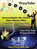 sewing genie - Little Genie Magic Bobbin Washers, Sewing Machine Bobbin Cases 12 pack , Shims Elf for all Home Sewing Machines .