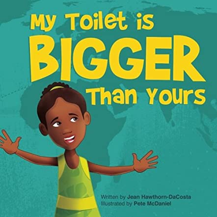My Toilet is Bigger Than Yours
