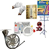 RS Berkeley FR806 Artist Series Double Horn & Bonus RSB MEGA PACK w/Accent in achievement Book
