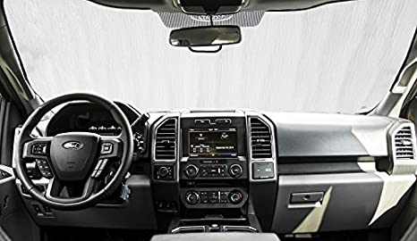 Amazon.com  Sunshade for Ford F-150 F150 Pickup w o Windshield ... 22d8b0332f6