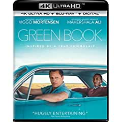 Green Book debuts on Digital Feb. 19 and on 4K Ultra HD, Blu-ray and DVD March 5 from Universal