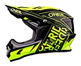 O'Neal Racing 3-Series Fuel Boy's Off-Road Motorcycle Helmet - Black/Hi-Viz/Small