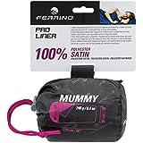 Ferrino, Pro Liner Mummy, Sacco lenzuolo, Unisex, Blu