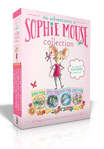(The Adventures of Sophie Mouse Collection: A New Friend; The Emerald Berries; Forget-Me-Not Lake; Looking for Winston)