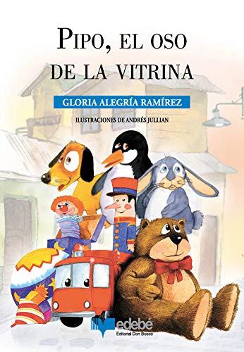 Amazon com: Pipo el oso de la vitrina (Spanish Edition