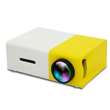 Amazon.com: Proyectores domésticos Proyector LCD 1080P Mini ...