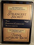 Earl Nightingales The strangest secret & Think and grow Rich- 2 perennial classics on audiocassette (The Strangest Secret & think and grow rich)