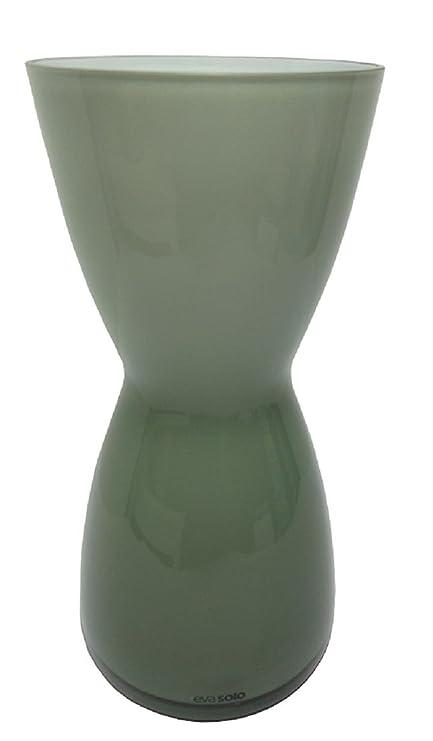 Florentine Eva Solo Vase 26 Cm Grey White Amazon Kitchen