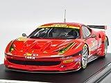 EBBRO(エブロ) EBBRO(エブロ)・Make Up(メイクアップ) JIMGAINER DIXEL DUNLOP 458 GTC SUPER GT300 2011 【レジンモデル】