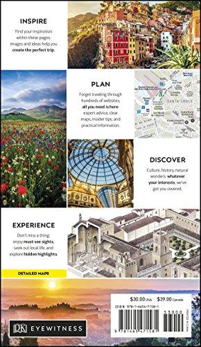 51AI5rN4xrL - DK Eyewitness Travel Guide Italy: 2019