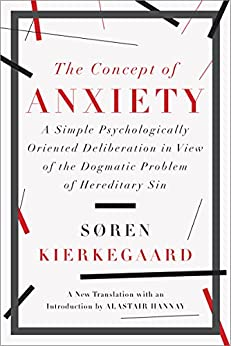 The concept of anxiety by soren