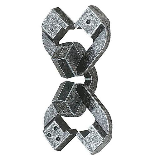 Juratoys Gigamic - Cast Puzzle - Jeu de Societe - Casse Tete - Cast Chain