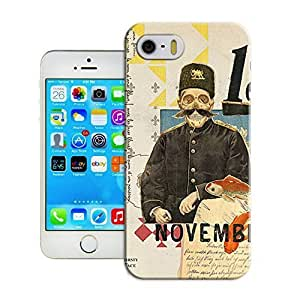 LarryToliver Change New Stay Strong Customizable Quote Retro style collage designs Case Hard Cover For iphone 5/5s