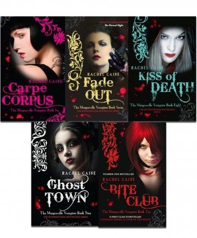 Morganville Vampires, Series 2 By Rachel Caine 5