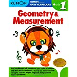 Geometry & Measurement Grade 1 (Kumon Math Workbooks)