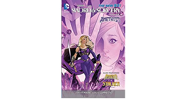 Sword of Sorcery Volume 1: Amethyst (The New 52): Amazon.es ...