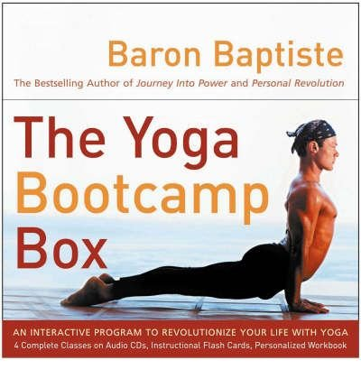 Download [ The Yoga Bootcamp Box: An Interactive Program to Revolutionize Your Life with Yoga [With 2 CD's] By Baptiste, Baron ( Author ) Paperback 2004 ] pdf