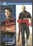 Road House & Walking Tall - Double Feature 2-DVD Set. Patrick Swayze, The Rock, Kelly Lynch, Sam Elliot.
