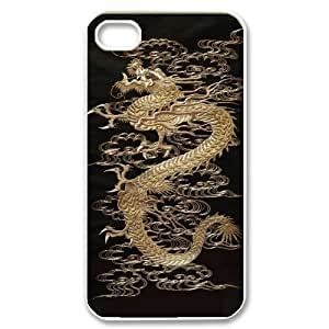 Powerful dragon Case Cover Best For Iphone 4 4S case cover FBGH-T497808