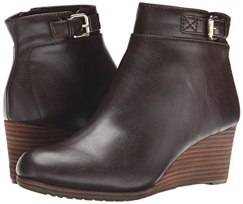 Pictures of Dr. Scholl's Women's Daina Boot Black Black 4